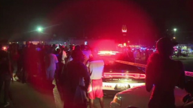 Fatal police shooting sparks protests