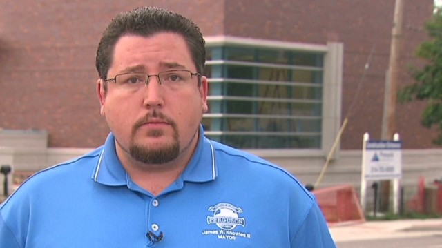 Ferguson mayor: Remain calm