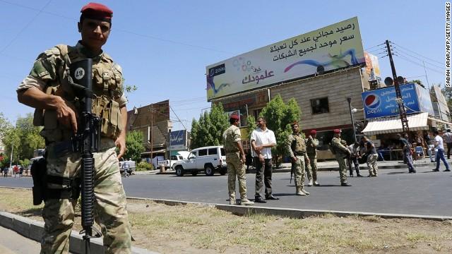 Iraq's Nuri al-Maliki digs in