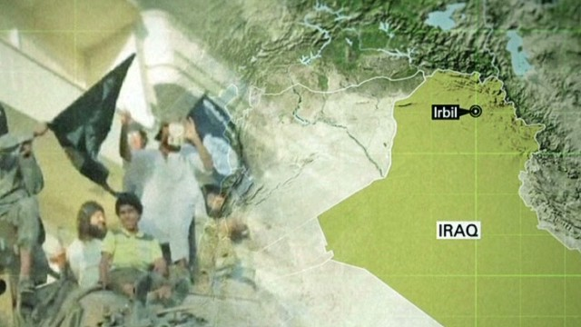 U.S. airstrikes push back ISIS