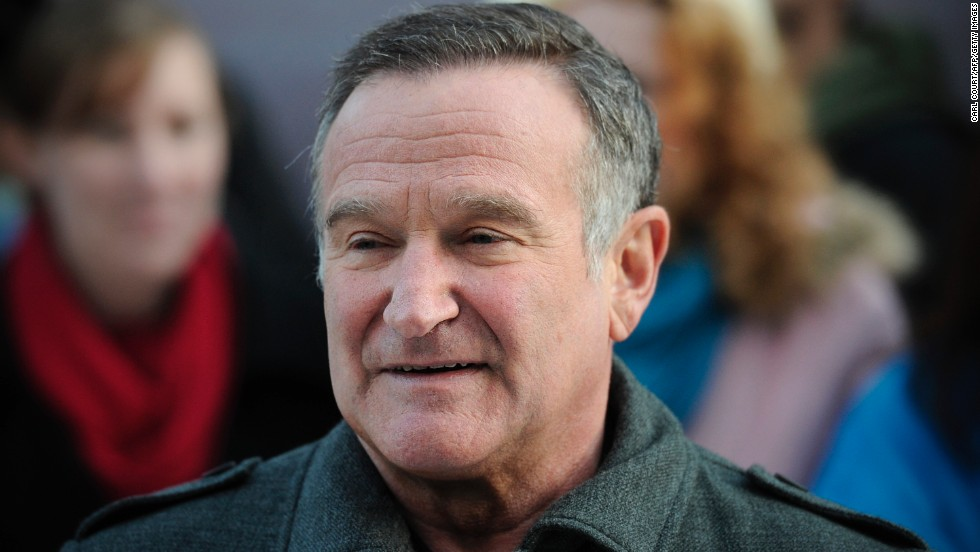 Roger Williams (actor) Photos Robin Williams career