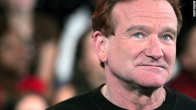 Actor Robin Williams has died at 63