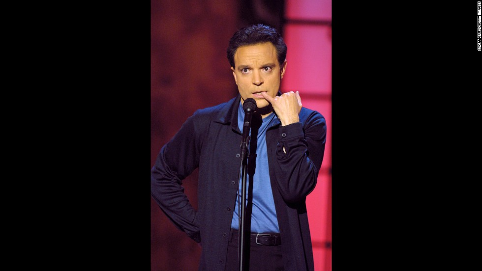 "If you tuned into ""The Tonight Show"" between 1988 and 2007, you have likely laughed at Richard Jeni's stand-up. Before his death, he clocked the most appearances on the late-night institution, both in the Johnny Carson and Jay Leno years. Sadly, those accolades could not prevent the dark turn of events that led to Jeni's death from an apparent self-inflicted shotgun wound. He was 49."