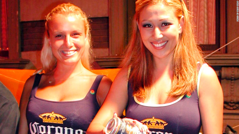 <strong>For God's sake, don't order a Corona.</strong><br />Well, maybe unless these two are serving it to you. Still, if it's Mexican beer you want, Bohemia or Negro Modelo is the more local option.