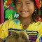 panama kuna child san blas islands