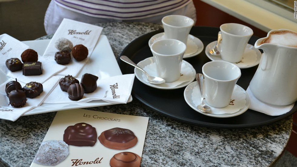 Connoisseur and guide Kerrin Rousset sidesteps big names like Teuscher and Sprungli to focus on under-the-radar artisanal shops such as Honold in her tours of Zurich's chocolate shops.