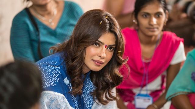 UNICEF India Goodwill Ambassador Priyanka Chopra