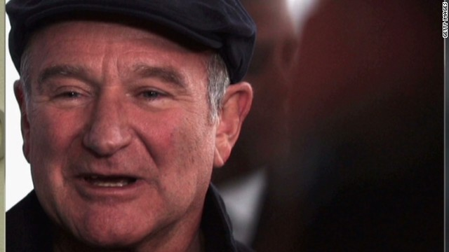 Wife: Robin Williams had Parkinson's