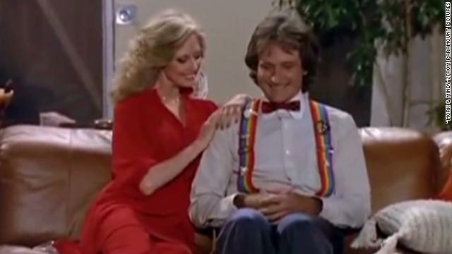 Morgan Fairchild remembers Robin Williams
