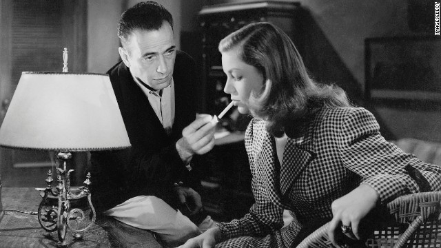 Remembering 'The Look' Lauren Bacall