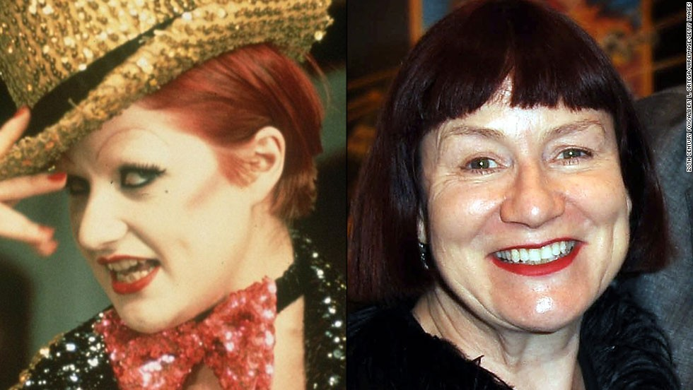 "Nell Campbell played Columbia, the groupie who meets an unfortunate end. In the years since, Campbell was at turns a singer, nightclub owner, restaurateur, actress and mom. She most recently appeared in the Australian dramedy series ""Rake"" in 2010."