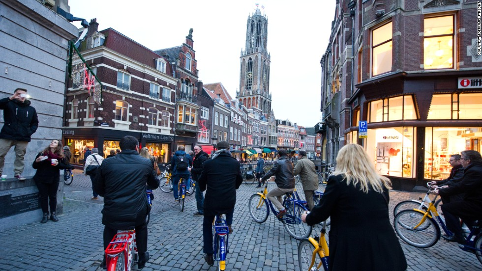 Best Netherlands  city photos : got hordes of tourists on rental bikes. Cycling in the Netherlands ...