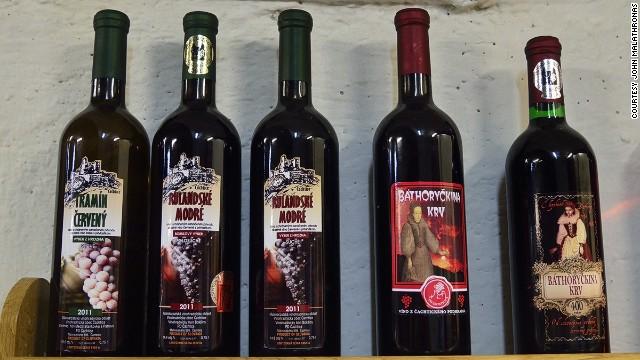It's wine, promise!