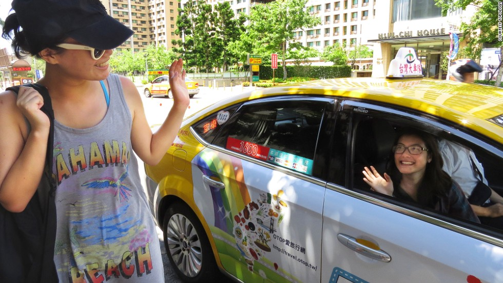 Taipei travel company Topology has introduced the Taxi Diary tour, allowing travelers to ride along and experience the life of a taxi driver for a day while visiting the city's lesser known locations and meeting locals.