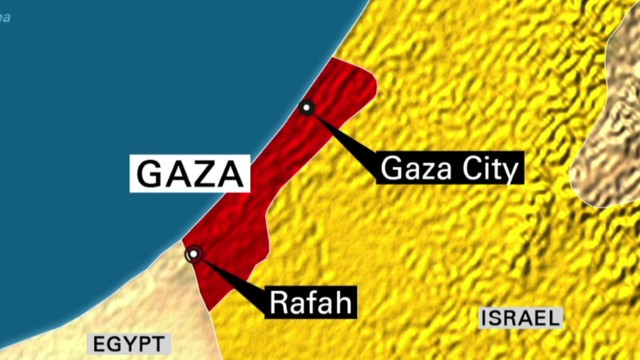 IDF: Rocket fired from Gaza into Israel