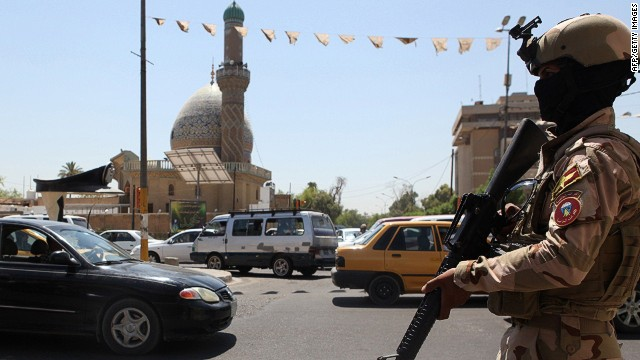 Chaos, violence the new normal in Iraq