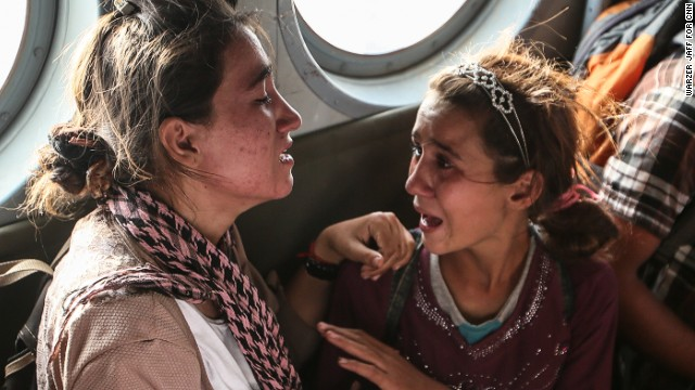 Life after fleeing from ISIS in Iraq