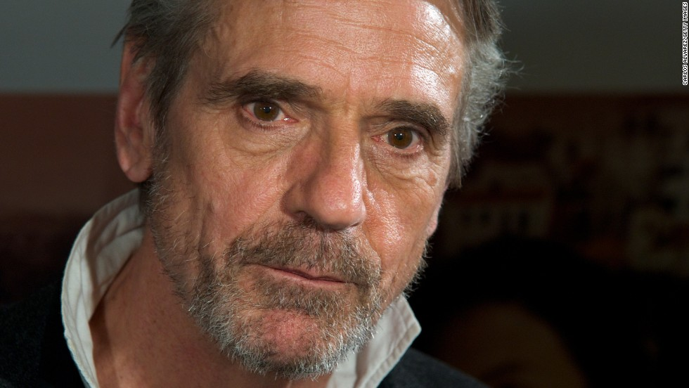 """As Batman's trusted butler Alfred, Jeremy Irons will try to fill the shoes of Michael Caine from the """"Dark Knight"""" trilogy."""