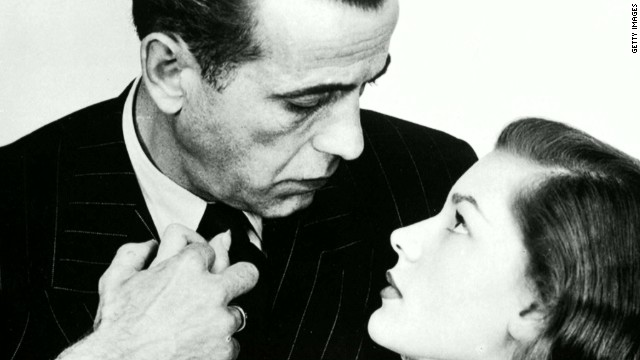 Bacall and Bogart's Hollywood romance
