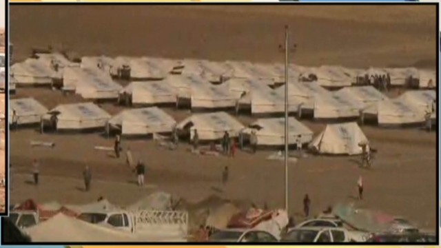 Humanitarian crisis unfolding in Iraq