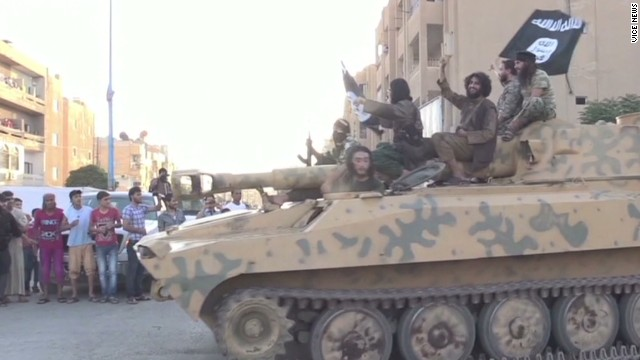 Inside the ISIS militant operation