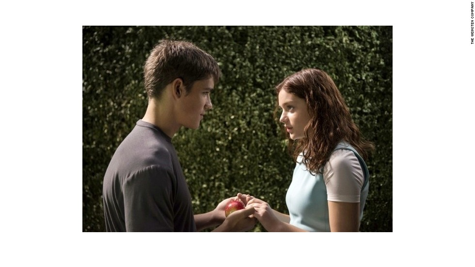 "Lois Lowry's ""The Giver"" has been adapted into a movie starring newcomers Brenton Thwaites and Odeya Rush. Thwaites portrays Jonas, the central character, who begins to realize that the utopia he was raised in isn't as perfect as it seems."
