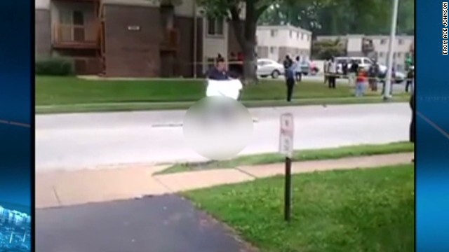 ac sot michael brown crime scene footage_00003810.jpg