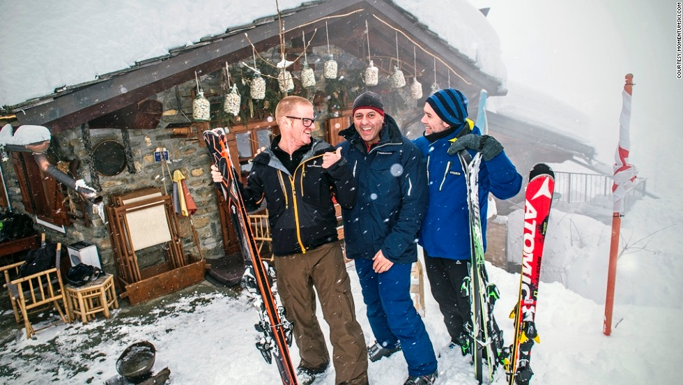 <strong>Michelin mountain dining (Italy)</strong>: Gourmand skiers can satisfy both urges with this three-night, once-yearly Gourmet Ski package that combines superlative skiing with meals prepared and accompanied by legendary chefs Heston Blumenthal, Marcus Wareing and Sat Bains.