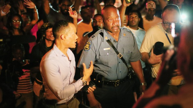 The man who turned the tide in Ferguson