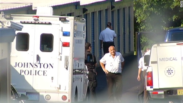 Baby's remains discovered in storage unit