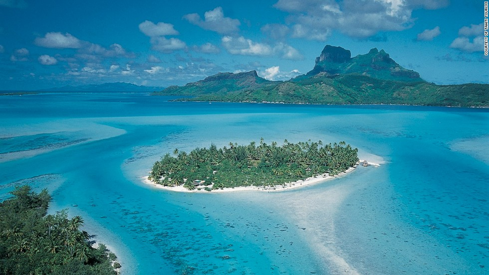 When it comes to romantic getaways it's hard to top Bora Bora, the quintessential honeymoon destination.
