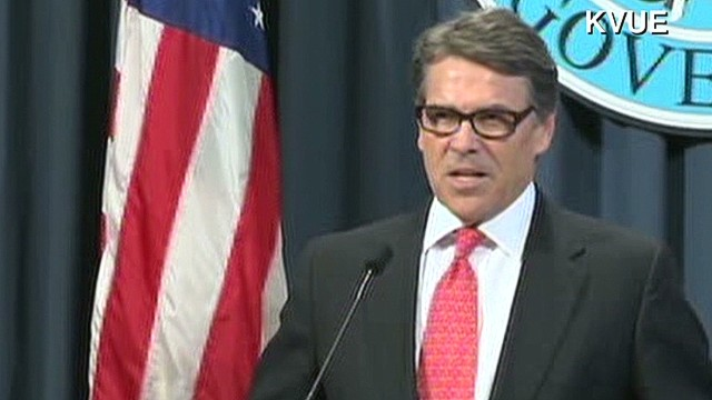 Perry: Indictment is an 'abuse of power'