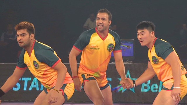 Kabbadi: Old sport gets a new look