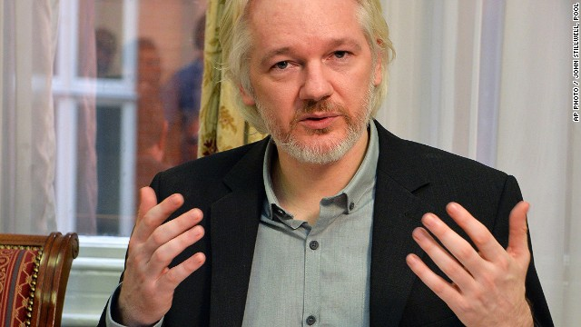 Assange: 'I am leaving the embassy soon'