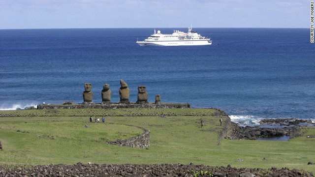 a history of the easter island a remote island in the south pacific