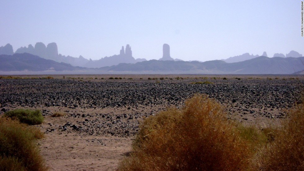 "UNESCO didn't just recognize Algeria's<a href=""http://www.algeria.com/national-parks/tassili-n-ajjer/"" target=""_blank""> Tassili n'Ajjer</a> as a <a href=""http://whc.unesco.org/en/list/179/"" target=""_blank"">World Heritage Site</a> for its drawings and engravings dating back to 6,000 B.C. It also has a stunning collection of natural bridges and sandstone ""forests of rock."""