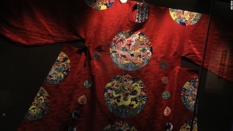 "Nanjing's silk brocade is known as ""yunjin,"" meaning brocade that is ""as beautiful as clouds at sunset."""