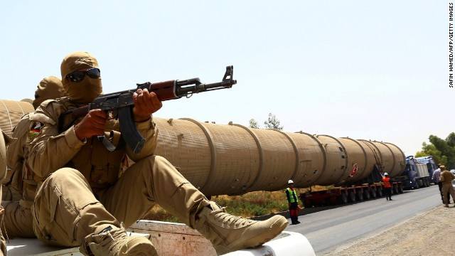 ISIS sells $3M of black-market oil daily