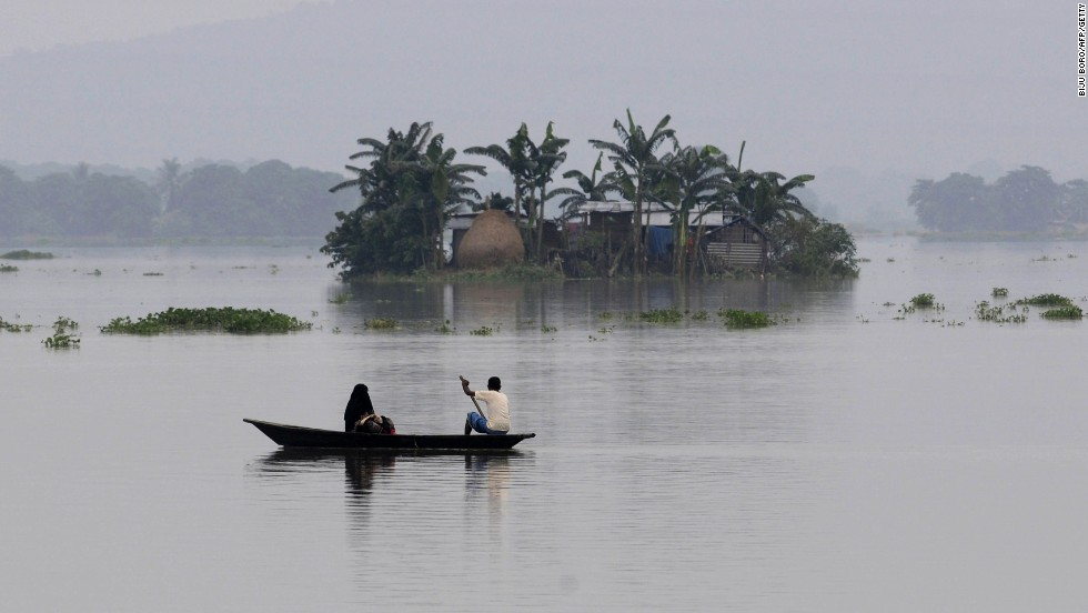 While annual rains are a lifeline for the region's farmers, flooding, landslides and building collapses are frequent during the monsoon season, which lasts from June to September.