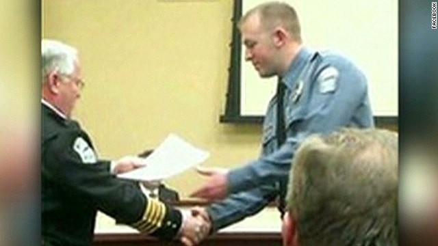 Who is Officer Darren Wilson?