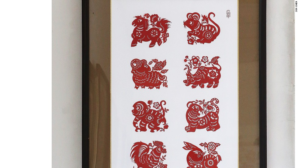 "After China's state television CCTV showcased the paper-cutting work of Zhang Fang-lin, aka ""Jinling Holy Scissorhand,"" in 2013, pirated versions of his Chinese zodiac design started appearing all over the country."