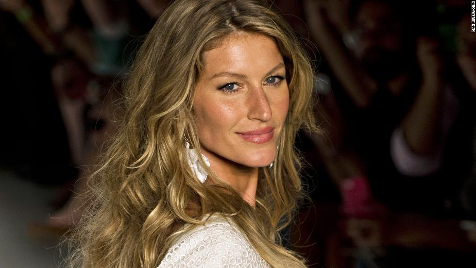 Brazilian supermodel Gisele Bundchen is the top-earning model of 2014, according to Forbes, with a whopping $47 million. Endorsement deals with companies such as Pantene and business ventures like a lingerie line helped her secure the top spot.