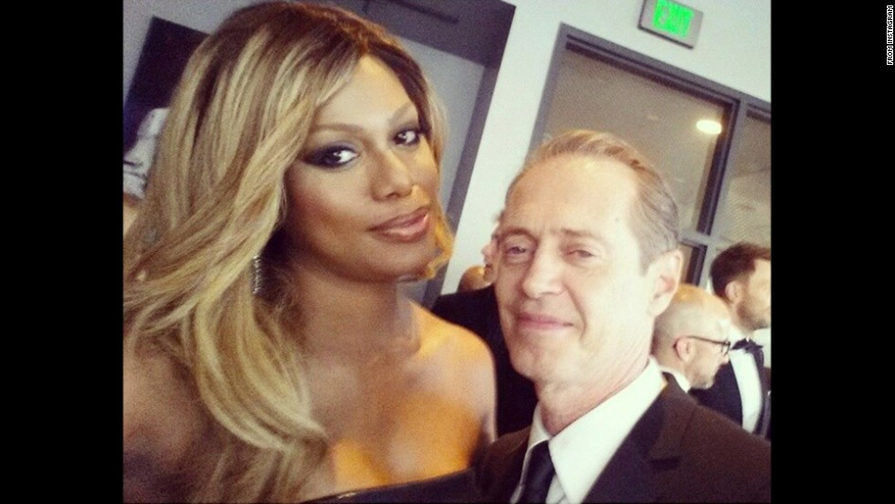 "Actress Laverne Cox says she ""fangirled out"" when she was able to meet actor Steve Buscemi at the Creative Arts Emmys on Saturday, August 16. She called Buscemi ""amazingly brilliant"" on <a href=""http://instagram.com/p/ryj_fJChxF/"" target=""_blank"">her Instagram post. </a>"