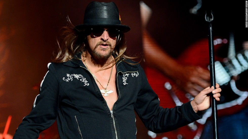 "It hardly seems possible, but Kid Rock, 43, is about to become a grandfather. The rocker's son, Bobby Ritchie Jr., is <a href=""http://www.usmagazine.com/celebrity-news/news/kid-rock-grandfather-son-bobby-ritchie-jr-expecting-baby-2014178"" target=""_blank"">reportedly expecting his first child.</a> Here are some other young Hollywood grandparents."