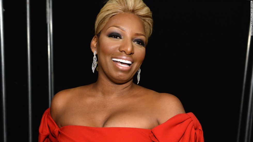 "Reality star NeNe Leakes prefers the term ""Glam-ma."" Her son Bryson and his girlfriend, Ashley Hill, welcomed a daughter in 2012. Leakes was 45."
