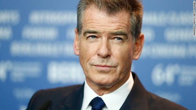 BERLIN, GERMANY - FEBRUARY 10:  Pierce Brosnan attends the 'A long way down' press conference during 64th Berlinale International Film Festival at Grand Hyatt Hotel on February 10, 2014 in Berlin, Germany.  (Photo by Andreas Rentz/Getty Images)