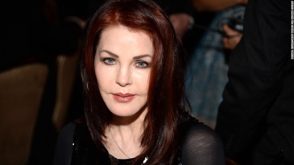 Priscilla Presley's daughter, Lisa Marie, gave birth to daughter Riley Keough in 1989, when Priscilla was 44.