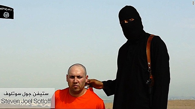 ISIS is threatening to execute Steven Joel Sotloff