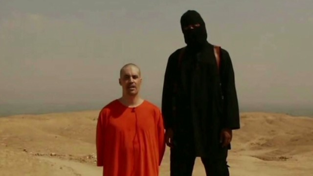 American journalist beheaded by ISIS