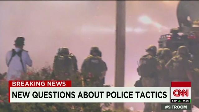 exp TSR Todd DNT Ferguson police tactics face big questions_00002001.jpg